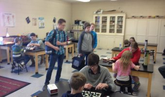 First Chess Tournament